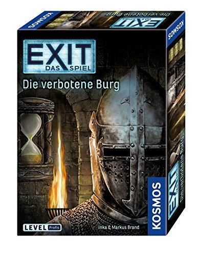 KOSMOS 692872 - EXIT - Die verbotene Burg