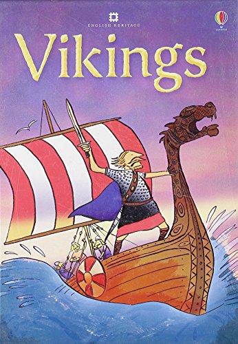 Vikings. Ediz. illustrata (Beginners Series) por Stephanie Turnbull