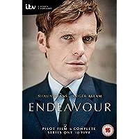 Endeavour Series 1-5