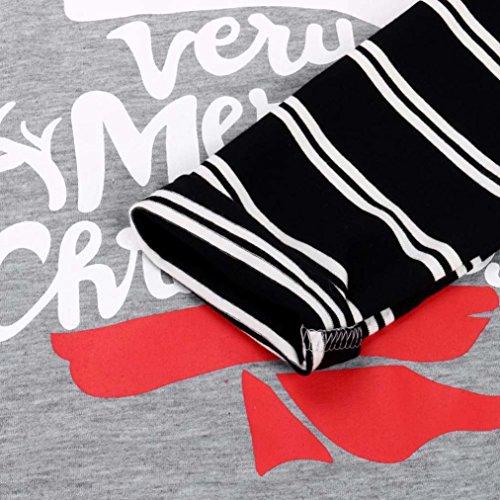 OHQ - Top à manches longues - Blouson - Femme Gris gris Noir