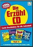 Die Erz�hl-CD Wolle & Freunde: Vier Geschichten von Gottes Liebe. Coole Geschichten f�r die Leinwand Bild