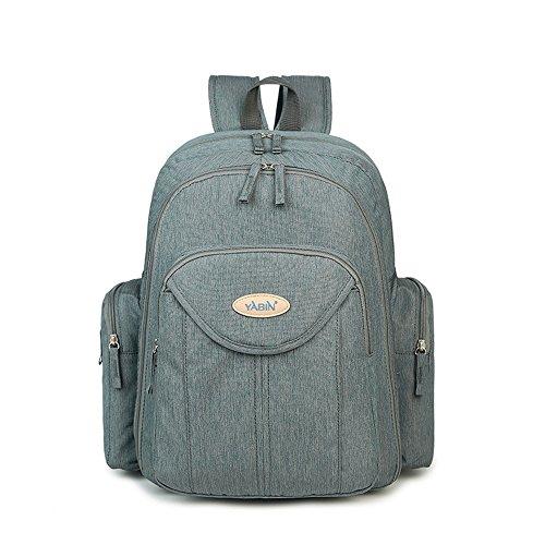 Sac multifonctionnel pour les épaules, sac de maman, bébé de grande capacité hors du colis, sac à dos imperméable à l'eau