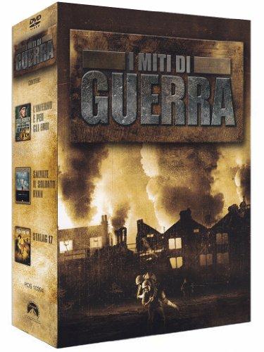 I miti di guerra - L'inferno è per eroi + Salvate il soldato Ryan + Stalag 17 [4 DVDs] [IT Import]