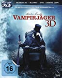 Abraham Lincoln - Vampirjäger 3D (+ Blu-ray + DVD + Digital Copy) [Blu-ray 3D]