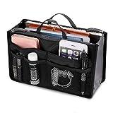 Befied Handtasche Organizer Tasche Handtaschenordner ToolInhalt Geldbeutel-Einsatz 13 Fächer