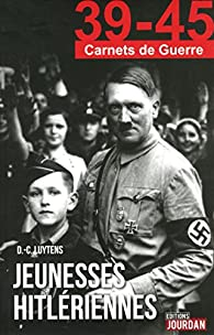 Book's Cover ofJeunesses hitlériennes