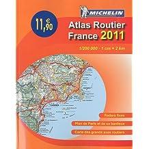 Atlas routier et touristique France : 1/200 000