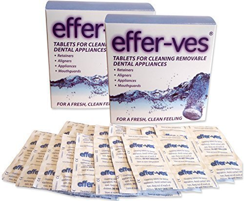 effer-ves-x-2-boxes-cleaning-retainer-braces-clear-aligners-total-64-tablets