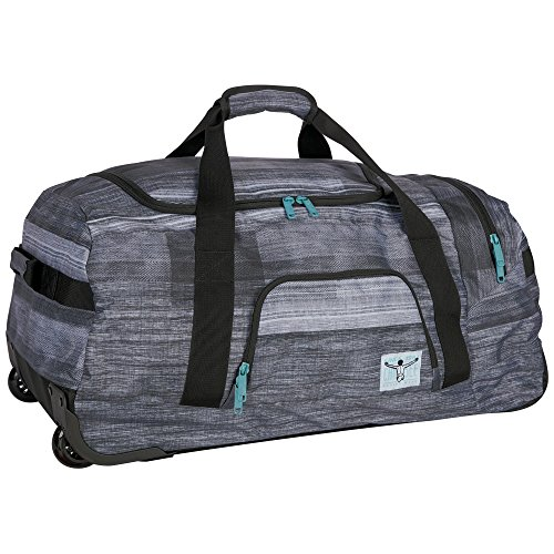 Griff Duffle (Chiemsee ROLLING DUFFLE, BA Reisetasche 5041003, 70 cm, 90 L, B1022)