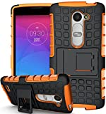 Nnopbeclik 2in1 Dual Layer Coque LG Leon Silicone [New] [Armor Séries] Protectrice Fine - Best Reviews Guide