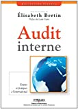 Audit interne - Enjeux et pratiques à l'international