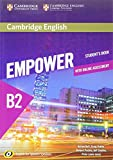 Cambridge English Empower for Spanish Speakers B2 Student's Book with Online Assessment and Practice