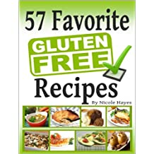 Easy-As Recipes: 57 Favorite Gluten-Free Recipes (Easy-As Gluten Free Recipes) (English Edition)