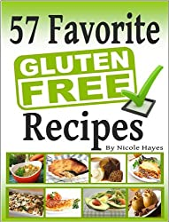 Easy-As Recipes: 57 Favorite Gluten-Free Recipes (Easy-As Gluten Free Recipes) (English Edition)