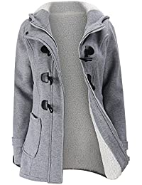 new product 3f7b2 851ad Suchergebnis auf Amazon.de für: Herbstjacken Damen: Bekleidung