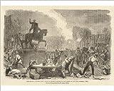 Photographic Print Of Bristol Riot/1831/cassel
