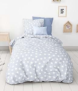 aminata kids belle parure de lit pour enfant avec toiles 2 pi ces tailles diff rentes. Black Bedroom Furniture Sets. Home Design Ideas
