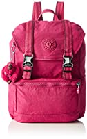 Kipling Womens Experience S Backpack Pink (Cherry Pink C)