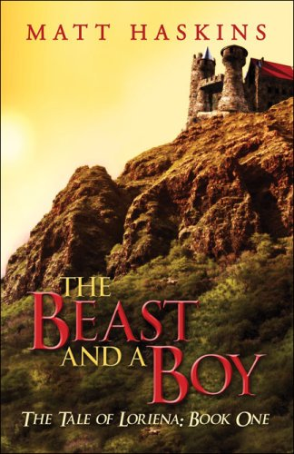 The Beast and a Boy Cover Image