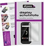 dipos I 2X Schutzfolie klar passend für Doogee S30 Folie Displayschutzfolie