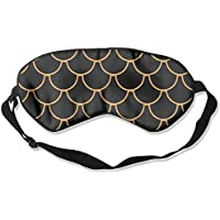 Comfortable Sleep Eyes Masks Fish Scales Printed Sleeping Mask For Travelling, Night Noon Nap, Mediation Or Yoga preisvergleich bei billige-tabletten.eu
