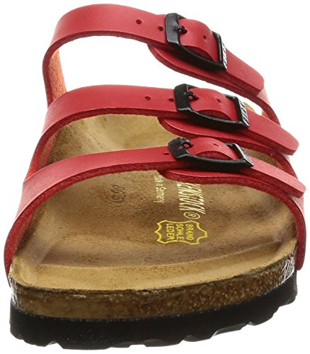 Birkenstock Florida , Chaussures femme Cerise