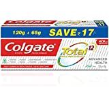 Colgate Total Advanced Health Anticavity Toothpaste, 185g
