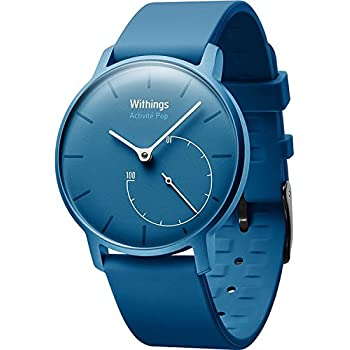 Withings Activité Pop - Activity & Sleep-Tracking Watch - Blue