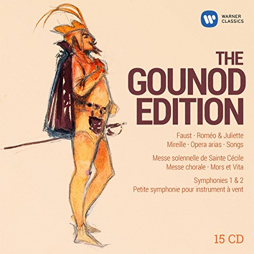 The Gounod Édition (15cd)