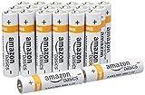 AmazonBasics - Pilas alcalinas AAA (Paquete de 20)
