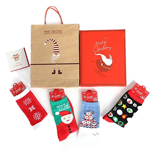 BNIB  Baby unisex 2 pairs christmas sock I love santa and My 1st christmas 0-6 m