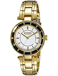 Versus by Versace Analog White Dial Women's Watch - SP820 0015