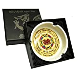 Best boxed-gifts Ashtrays - Wales Celtic Dragon Boxed Ceramic Ashtray [wh205] Review