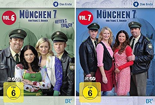 Staffel 6+7 (5 DVDs)