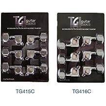 TGI TG416C - Clavijeros para guitarras