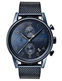 HUGO BOSS Men's Chronograph Quartz Watch with Stainless Steel Bracelet - 1513538