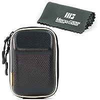 MegaGear Custodia rigida fotocamera nero per Sony Cyber‑shot DSC‑RX100 V,