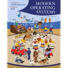 Modern Operating Systems by Andrew S. Tanenbaum (10-Mar-2014) Hardcover