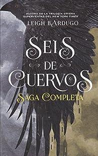 Estuche especial «Seis de cuervos» y «Reino de ladrones» par Leigh Bardugo