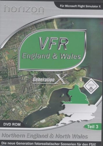 Aerosoft GmbH VFR England & Wales Vol. 3