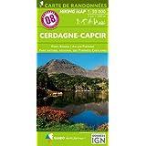 08 CERDAGNE/CAPCIR  1/50.000