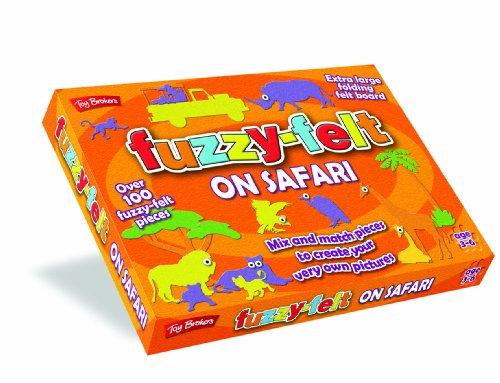 Unbekannt Fuzzy Filz 8.460,7cm On Safari Filz Stücke -
