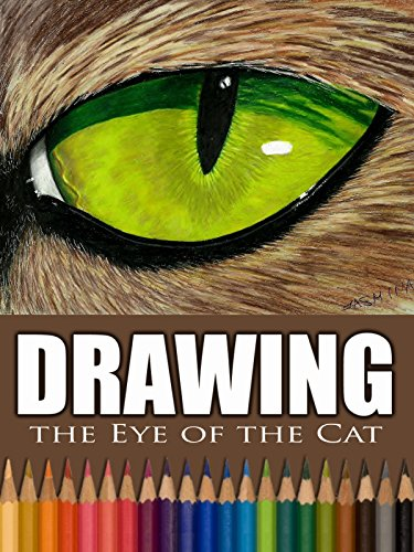 Clip: Drawing the Eye of the Cat [OV]