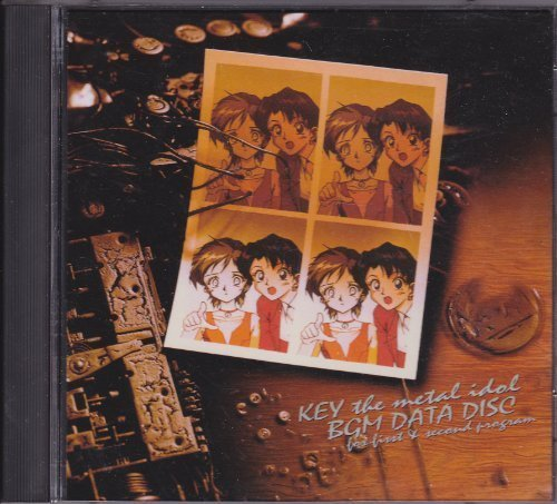key-the-metal-idol-bgm-data-disc-for-first-and-second-program-soundtrack-1995-10-04