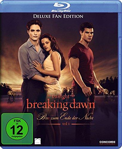Bild von Breaking Dawn - Biss zum Ende der Nacht Teil 1 - Fan Edition [Blu-ray] [Deluxe Edition]