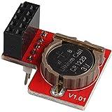 haljia I2C RTC DS1307RTC Tiempo real Módulo Reloj Para Raspberry Pi Arduino