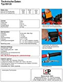 Motorschubkarre Powerpac ED120 inkl. Ladepritsche - 6