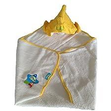 Bademantel Baby Dreieck Teletubbies Lala teletabis gelb versandkostenfrei