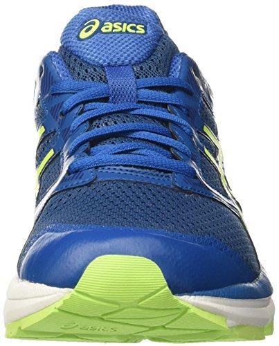 Asics Gel-Phoenix 8, Scarpe da Ginnastica Uomo Blu (Thunder Blue/Safety Yellow/Indigo Blue)