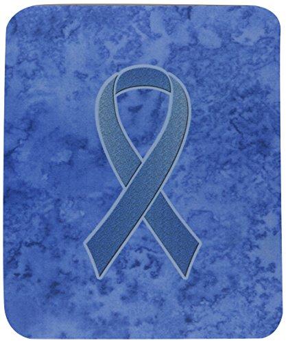 blue-ribbon-fur-prostata-krebs-bewusstsein-maus-pad-hot-pad-oder-untersetzer-an1206mp